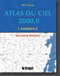 ASTRONOMIE - ATLAS DU CIEL / ASTRONOMY - SKY ATLASES BR478-8