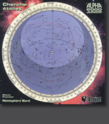 ASTRONOMIE - ATLAS DU CIEL / ASTRONOMY - SKY ATLASES BR469-6