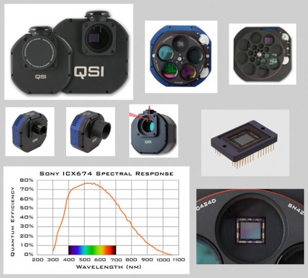 QUANTUM SCIENTIFIC IMAGING 628WSG-8