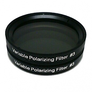 ANTARES FILTRE POLARISANT VARIABLE 2""