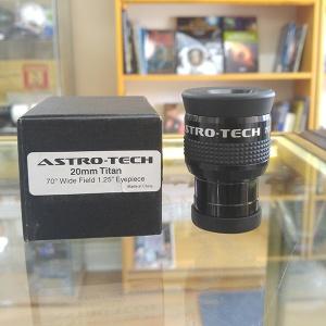 "ASTRO-TECH TITAN 20MM 1.25"""