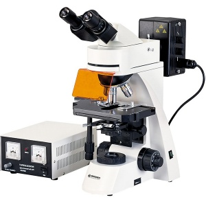 BRESSER SCIENCE ADL 601 F 40-1000X MICROSCOPE
