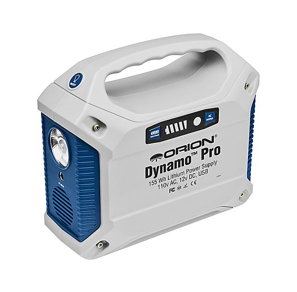 ORION SOURCE DE COURANT DYNAMO PRO 155WH AC/DC/USB AU LITHIUM